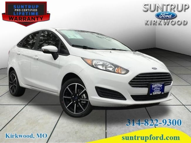 New Ford for sale 2019 Ford Fiesta SE Sedan in St. Louis, MO