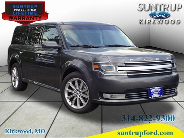 2017 Ford Flex AWD Limited Crossover