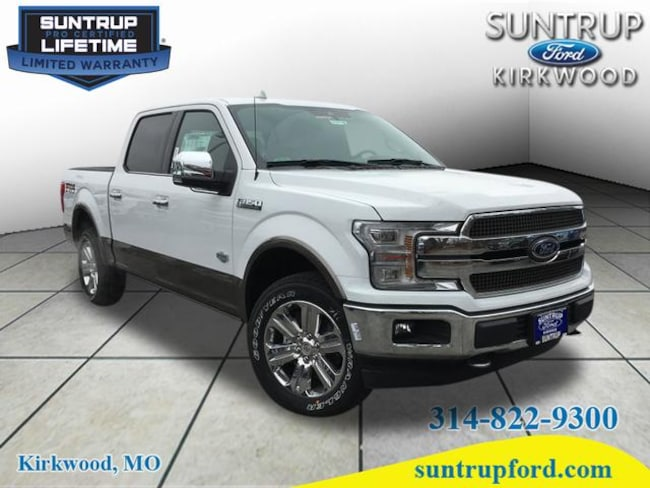 New Ford for sale 2019 Ford F-150 King Ranch Truck SuperCrew Cab in St. Louis, MO
