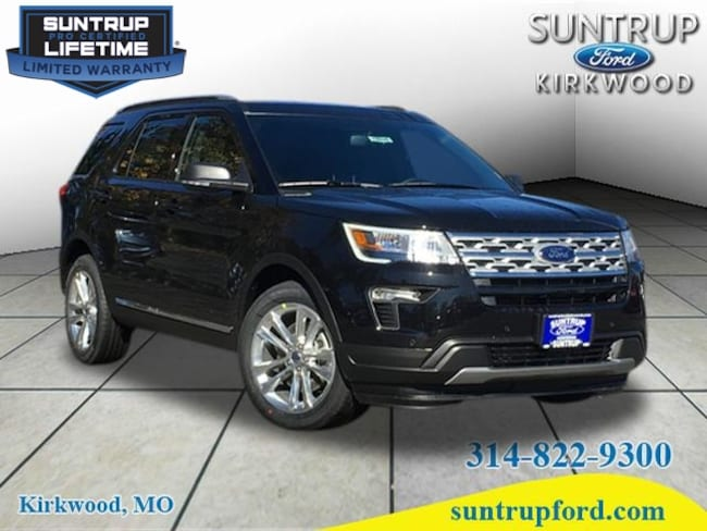 New Ford for sale 2019 Ford Explorer XLT SUV in St. Louis, MO