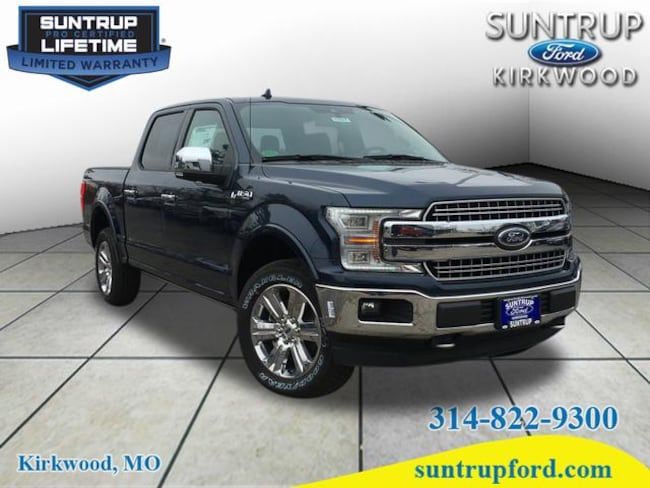 New Ford for sale 2018 Ford F-150 Lariat Truck SuperCrew Cab in St. Louis, MO