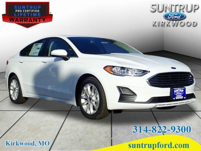 New Ford for sale 2019 Ford Fusion SE Sedan in St. Louis, MO