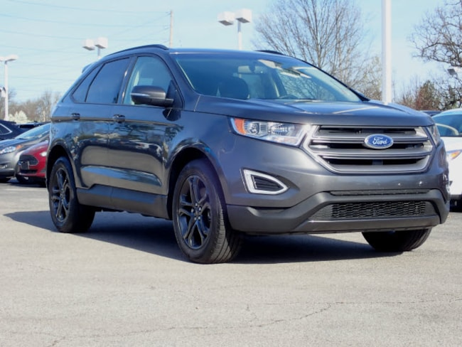 2018 Ford Edge SEL AWD SEL  Crossover R1962 for sale at Suntrup Ford near St. Louis MO