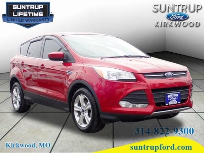2015 Ford Escape SE SE  SUV for sale near St. Louis MO at Suntrup Ford