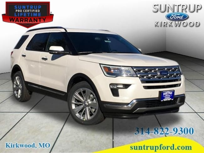 New Ford for sale 2019 Ford Explorer Limited SUV in St. Louis, MO