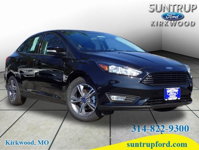 New Ford for sale 2018 Ford Focus SE Sedan in St. Louis, MO