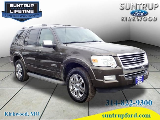 2008 Ford Explorer Limited 4x4 Limited  SUV (V8) for sale near St. Louis MO at Suntrup Ford