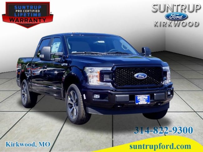 New Ford for sale 2019 Ford F-150 STX Truck SuperCrew Cab in St. Louis, MO