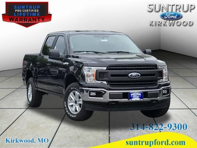 New Ford for sale 2019 Ford F-150 XL Truck SuperCrew Cab in St. Louis, MO