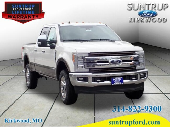 New Ford for sale 2019 Ford F-350 Limited Truck Crew Cab in St. Louis, MO