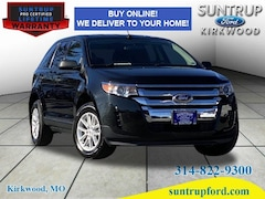 Used Vehicles 2014 Ford Edge SE SE  Crossover P7845A in St. Louis, MO