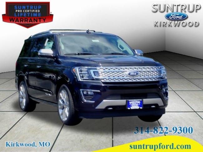 New Ford for sale 2019 Ford Expedition Platinum SUV in St. Louis, MO
