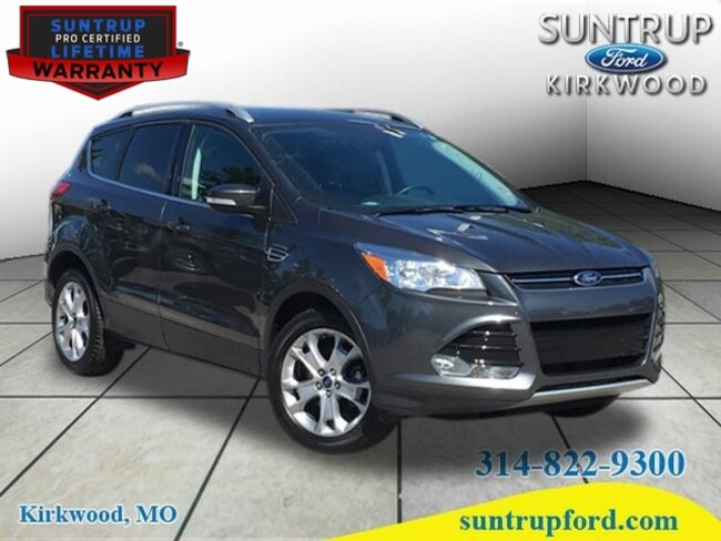 2016 Ford Escape Titanium Titanium  SUV R1885 for sale at Suntrup Ford near St. Louis MO