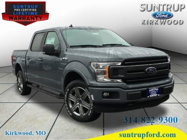 New Ford for sale 2019 Ford F-150 XLT 4X4 Truck SuperCrew Cab in St. Louis, MO
