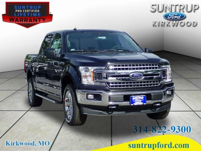 New Ford for sale 2019 Ford F-150 XLT Truck SuperCrew Cab in St. Louis, MO