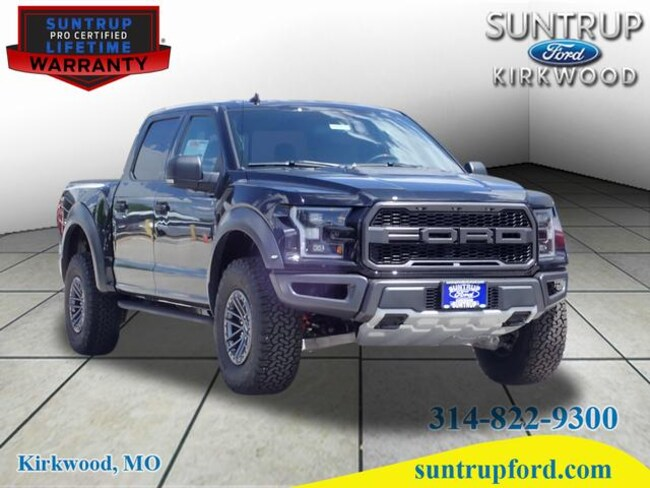 New Ford for sale 2019 Ford F-150 Raptor Truck SuperCrew Cab in St. Louis, MO