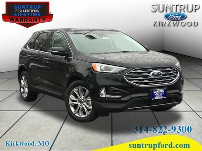New Ford for sale 2019 Ford Edge Titanium SUV in St. Louis, MO