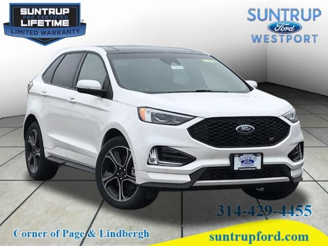 New Ford for sale 2019 Ford Edge ST AWD ST  Crossover in St. Louis, MO