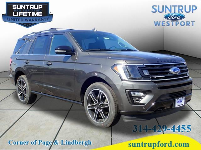 2019 Ford Expedition 4x4 Limited SUV