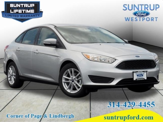 New Ford for sale 2017 Ford Focus SE SE  Sedan in St. Louis, MO