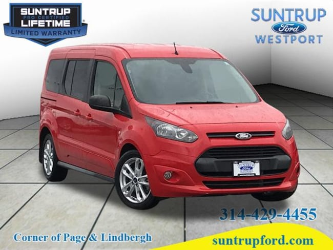 2014 Ford Transit Connect XLT XLT  LWB Mini-Van w/Rear Cargo Doors for sale near St. Louis MO at Suntrup Ford