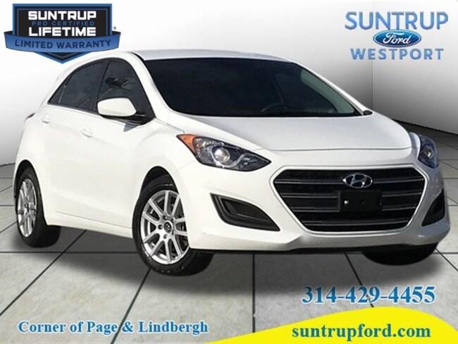 2016 Hyundai Elantra GT Hatchback 6A for sale near St. Louis MO at Suntrup Ford