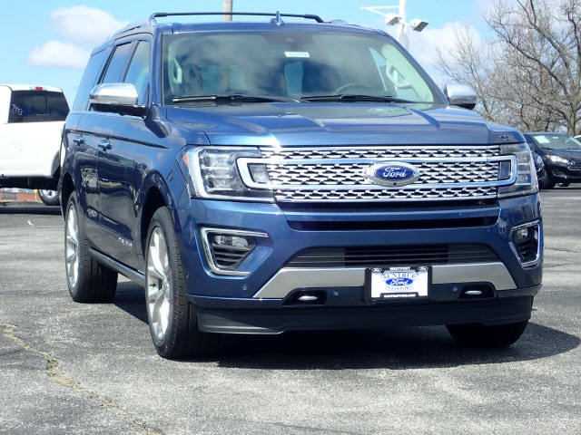 2019 Ford Expedition 4x4 Platinum SUV