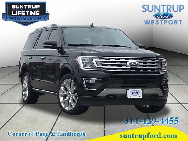 2018 Ford Expedition 4x4 Limited SUV