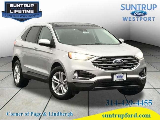 New Ford for sale 2019 Ford Edge SEL SEL  Crossover in St. Louis, MO