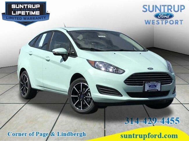 New Ford for sale 2018 Ford Fiesta SE SE  Sedan in St. Louis, MO