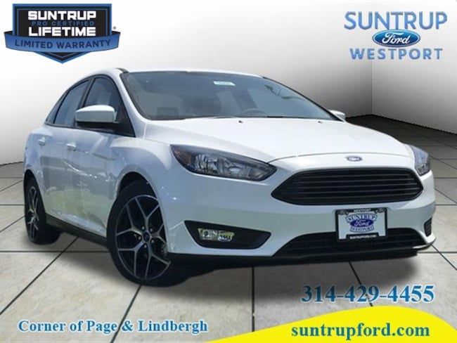 New Ford for sale 2018 Ford Focus SE SE  Sedan in St. Louis, MO