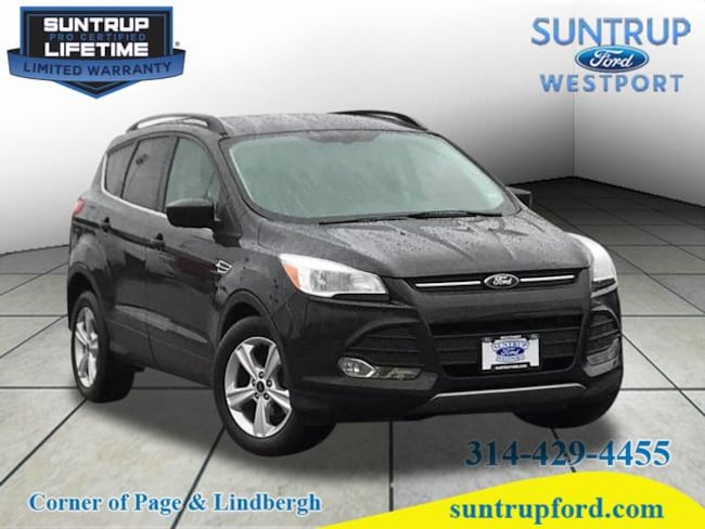 2014 Ford Escape SE SE  SUV for sale at Suntrup Ford near St. Louis MO