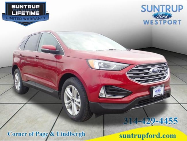 New Ford for sale 2019 Ford Edge SEL AWD SEL  Crossover in St. Louis, MO