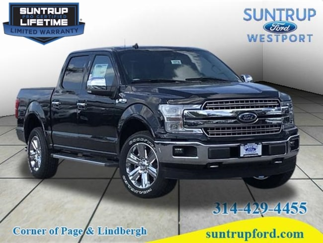 New Ford for sale 2018 Ford F-150 Lariat 4x4 Lariat  SuperCrew 5.5 ft. SB in St. Louis, MO