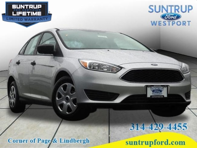 New Ford for sale 2018 Ford Focus S S  Sedan in St. Louis, MO