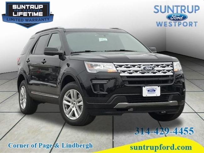 New Ford for sale 2019 Ford Explorer XLT AWD XLT  SUV in St. Louis, MO