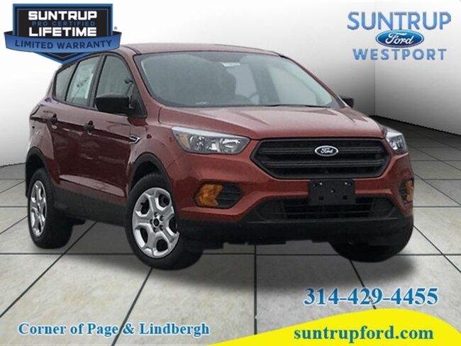 New Ford for sale 2019 Ford Escape S S  SUV in St. Louis, MO