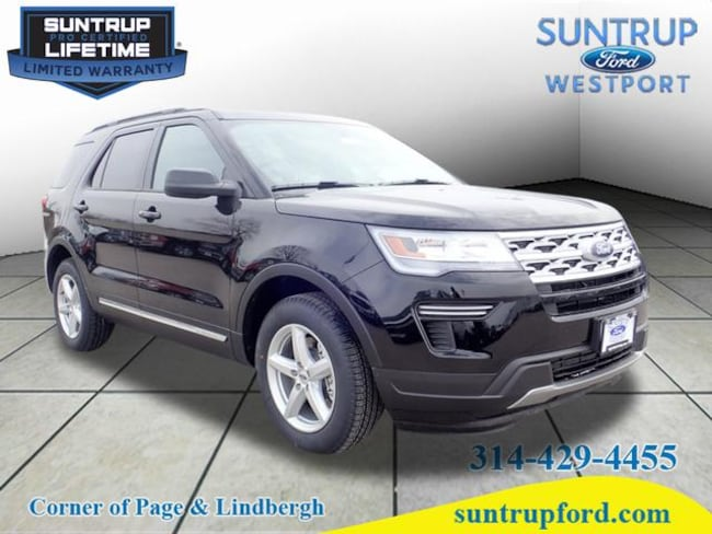 New Ford for sale 2019 Ford Explorer XLT XLT  SUV in St. Louis, MO