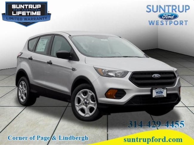 New Ford for sale 2018 Ford Escape S S  SUV in St. Louis, MO