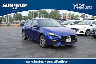New 2019 Hyundai Elantra GT N Line Auto Hatchback in St. Louis, MO