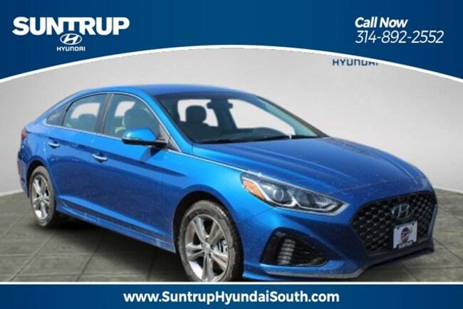 New 2019 Hyundai Sonata SEL Sedan in St. Louis, MO
