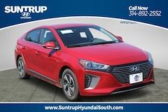 2019 Hyundai Ioniq Hybrid SEL Hatchback Hatchback