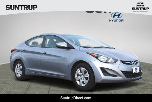 Certified Used 2016 Hyundai Elantra SE Sedan in St. Louis, MO