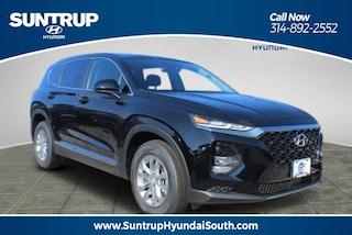 New 2019 Hyundai Santa Fe SE 2.4 FWD SUV in St. Louis, MO