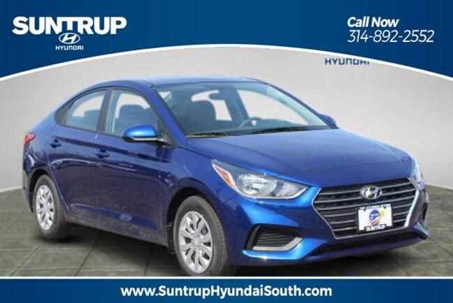 New 2019 Hyundai Accent SE Sedan in St. Louis, MO