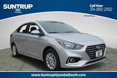 New 2019 Hyundai Accent SEL Sedan in Wentzville, MO
