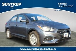 New 2019 Hyundai Accent SEL Sedan in St. Louis, MO
