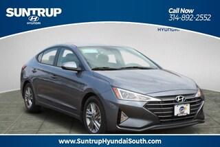 New 2019 Hyundai Elantra SEL Sedan in St. Louis, MO