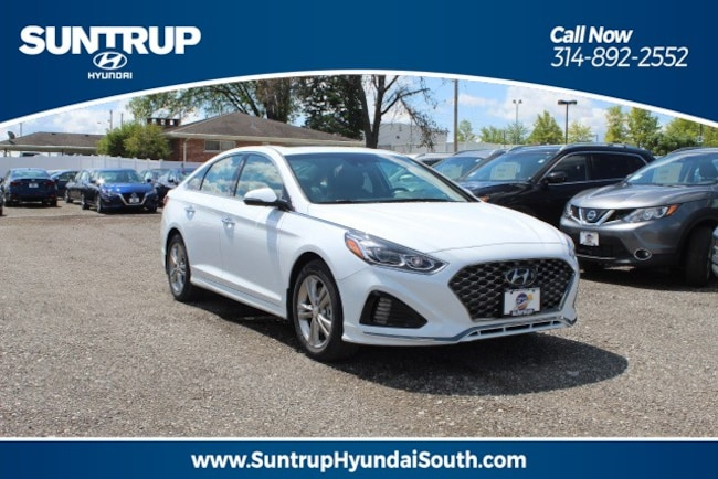 New 2019 Hyundai Sonata Limited 2.4L Sedan in St. Louis, MO