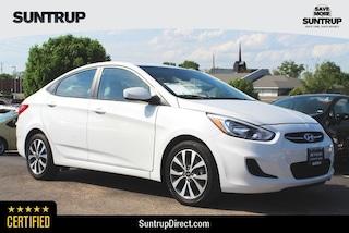 2017 Hyundai Accent Value Edition Sedan in St. Louis, MO
